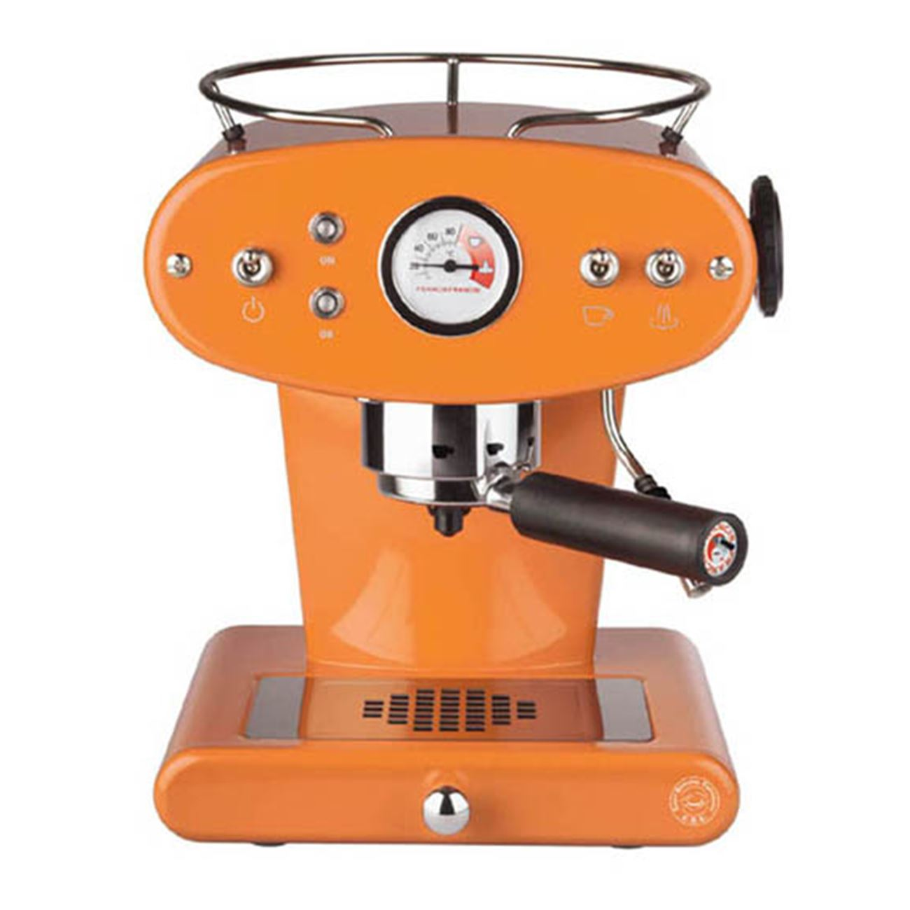 Coffee Makers In New Zealand : FRANCIS FRANCIS X1 TRIO PROFESSIONAL ORANGE