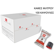 IPERESPRESSO FILTER SINGLE FLOWPACK NORMALE  100 ΚΑΨ / 01-04-1030 < Καφές Φίλτρου