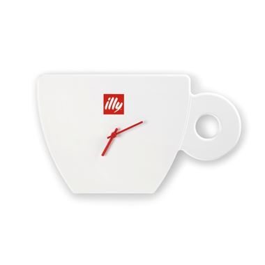 ILLY Logo Watch / 02-04-0001 < Accessories