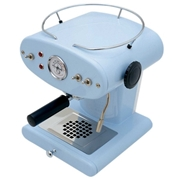 FRANCIS FRANCIS X1 TRIO PROFESSIONAL LIGHT BLUE / 70-02-9638 < Illy espresso ESE pod machines