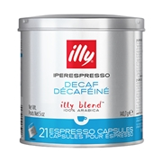 IPERESPRESSO DECAFFEINATED 21 ΚΑΨΟΥΛΕΣ / 01-04-0055 < Κάψουλες Iperespresso illy