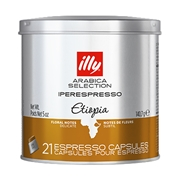 IPERESPRESSO ETIOPIA ARABICA SELECTION  21 ΚΑΨΟΥΛΕΣ / 01-04-0062 < Κάψουλες Iperespresso