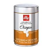 ILLY COFFEE BEANS ARABICA SELECTION ΕTHIOPIA 250gr / 01-02-0035 < Whole Beans