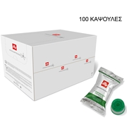 IPERESPRESSO SINGLE FLOWPACK DECAF 100 ΚΑΨ. / 01-04-1002 < Κάψουλες Iperespresso