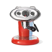 FRANCIS FRANCIS X7.1 RED + 2 IPER  (42 caps) Classico + 2 espresso cups  + Keep Cup illy / 70-02-9645 < Espresso capsules machines