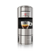 FRANCIS FRANCIS X9 IPERESPRESSO INOX +  Keep Cup illy / 71-02-9730 < Espresso capsules machines