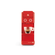 OFFER - ILLY IPERESPRESSO Y3.2 E+C RED + 84 Capsules Classico & Intenso  / 70-02-9726 < Espresso capsules machines