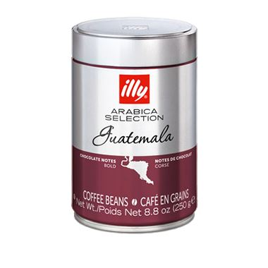 ΚΑΦΕΣ ILLY ΣΠΥΡΙ ARABICA SELECTION GUATEMALA  250gr / 01-02-0036 < Καφές Σπυρί