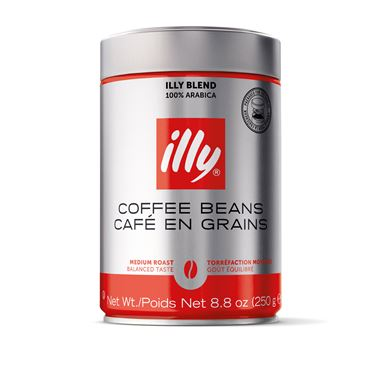 ILLY COFFEE BEANS NORMALE 250gr / 01-02-0002 < Whole Beans